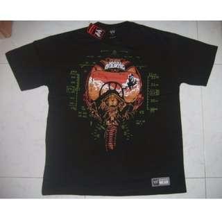 WWE Evan Bourne Fly Airbourne T-Shirt WWF WEW ECW TNA UFC