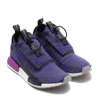 02e1079fe [PO] Adidas Originals NMD_TS1 PK Primeknit Blue Sneakers