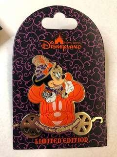 迪士尼襟章 limited special edition Minnie Mouse Disney pin