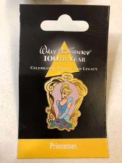 迪士尼襟章 Japanese Disney 100 special edition Disney pin set