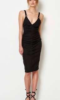 Bec and bridge south beach midi dress