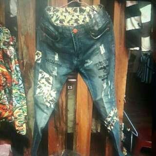 LEYISI牛仔褲