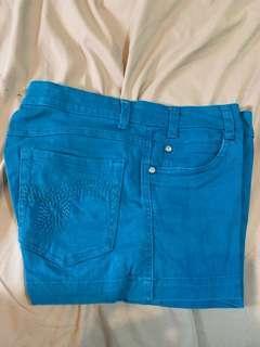 Blue pants uk 27