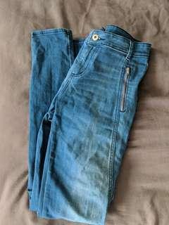 Witchery Skinny Jeans 10