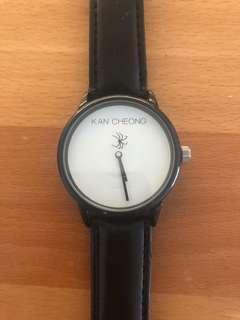 Spider watch
