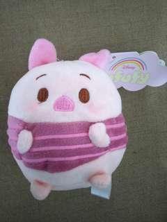 Disney 小豬 ufufy 玩偶