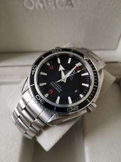 Omega Seamaster Planet Ocean Big Size 45.5mm Automatic