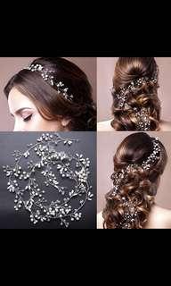 🚚 BNIP Bridal Pearl Hair Accessory