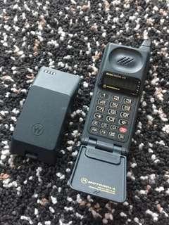 Motorola 摩托羅拉 大哥大 摺龜