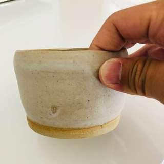 MSG ceramic cup