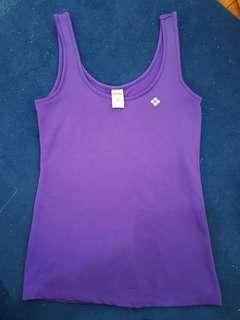 Purple Sport Singlet size 8