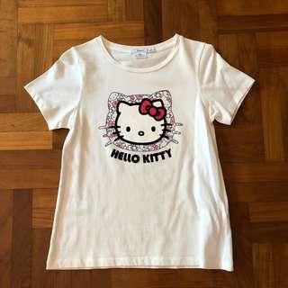 Bossini Sanrio Hello Kitty Top