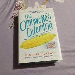 """""""The Omnivore's Dilemma"""" by Michael Pollan"""