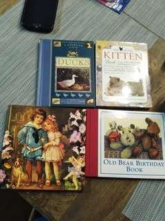 圖書購自澳洲4本