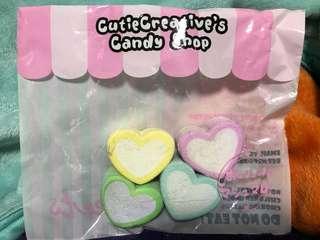 Squishy-心形棉花糖系列