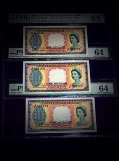 🚚 Malaya 3 Consecutive Run $1