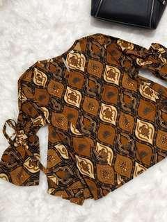 Blouse - Atasan batik