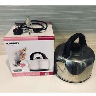 (USED) Khind Electric Kettle EK47