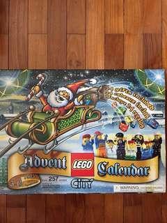 LEGO City Advent Calendar 7904