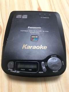 Panasonic. Video CD. SL-VP55