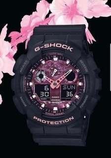 G-shock sakura bloom series