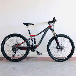 """27.5"""" Giant Trance 2 w/upgrades (Small size)"""
