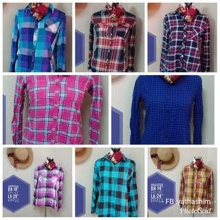 Selected Flannel Blouse 5kg