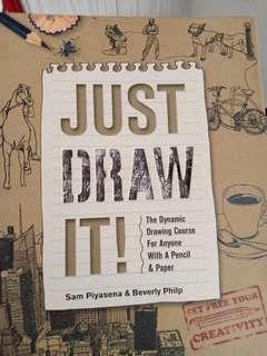 Book that teaches drawing