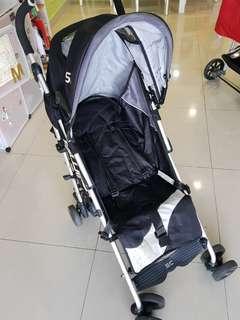 Stroller (Brand: Sweet Cherry) - foldable