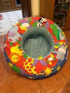 Baby Playnest - Sitting ring Animal design