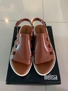Melissa Boemia  Platform Ad Sandals