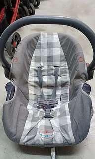 Sweet cherry baby car seat