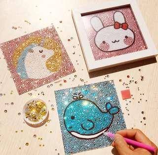 兒童玩具/DIY鑽石畫