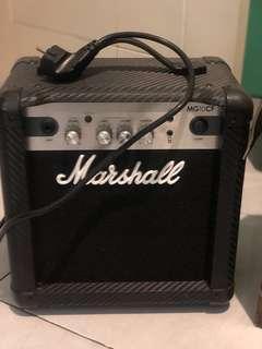 Marshall Gitar Amplifier Mulus MG10CF