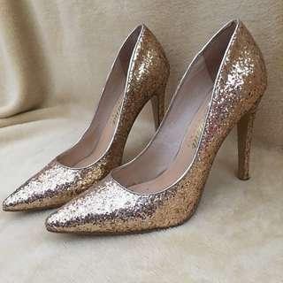 diavolina by robert robert gold heels