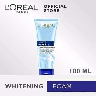 L'Oreal White Perfect Extraordinary Whip Foam 100 ml