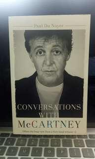 BOOK- Conversations with PAUL McCARTNEY Beatles