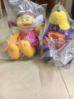 麥當勞 97珍藏系列 (全新)未開袋 100%new (2個)#sellmar19