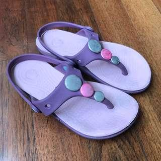 CROCS Sandals for Girls (Size C12/13)