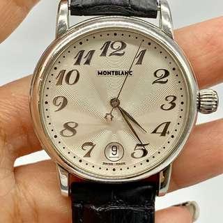 Montblanc unisex watch 36mm quatz