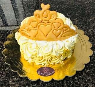 🚚 Smash cake