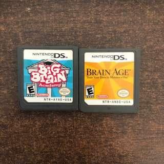 🚚 (WTS) Nintendo DS Games