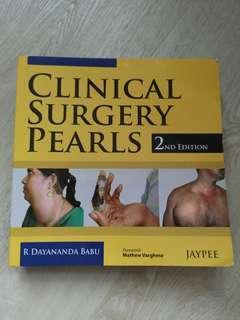 🚚 Clinical surgery pearls