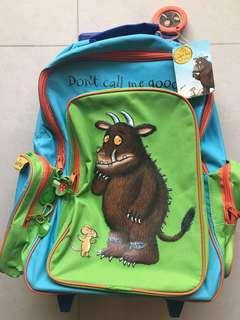Gruffalo Children's Trolley Bag