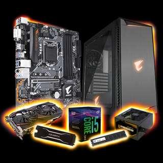 1stPlayer Firebase X7-Lite - Intel Core i5-8600 , 16GB DDR4