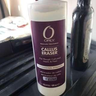 Orly Callus Eraser 足部角質去除液 488ml