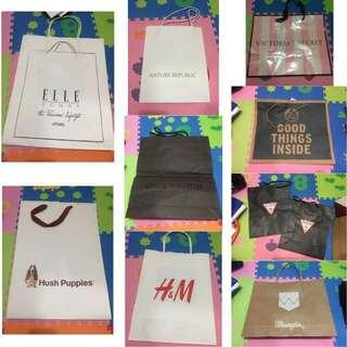 Paperbag good condition