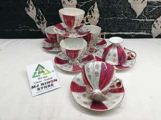 Set of Tea Cup