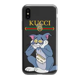 🚚 Gucci Tom and Jerry Phone Case