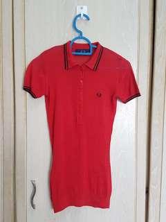 Fred Perry Short Sleeves Knit Polo